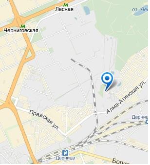 Адрес на карте Аренда бетононасоса